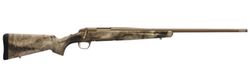 "Browning 035379282 X-Bolt Hells Canyon SPEED Bolt 6.5 Creedmoor 22"" 4+1 A-TACS AU Stock Burnt Bronze Cerakote"