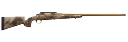 "Browning 035395229 X-Bolt Hells Canyon Speed Long Range Bolt 300 Winchester Magnum 26"" 3+1 Synthetic A-TACS AU Stock Burnt Bronze Cerakote"