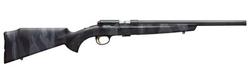 """Browning 025227202 T-Bolt Threaded 22LR BL/ATAC 16.25"""" MED"""