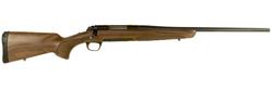 """Browning 035248282 X-Bolt Micro Midas Bolt 6.5 Creedmoor 20"""" 4+1 Walnut Grade I Stock Blued"""