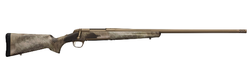 "Browning 035389282 X-Bolt Hells Canyon Bolt 6.5 Creedmoor 26"" 4+1 Synthetic A-TACS AU Stk Burnt Bronze Cerakote"