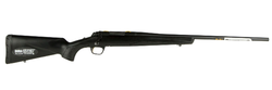 "Browning 035201226 X-Bolt Composite Stalker Bolt 30-06 Springfield 22"" 4+1 Synthetic Black Stock Blued"