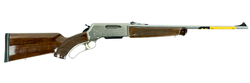 "Browning 034017118 BLR White Gold Medallion Lever 308 Winchester/7.62 NATO 20"" 4+1 Walnut Grade IV/V Stock Blued Barrel/Nickel Receiver"