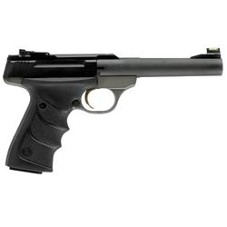 "Browning 051448490 Buck Mark Practical URX *CA Comp* 22LR 5.5"" 10+1 Ultragrip RX Gray"