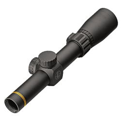 "Leupold 174177 VX-Freedom 1-4x 20mm Obj 74.2 ft-29.4 ft @ 100 yds FOV 1"" Tube Black Matte Pig-Plex"