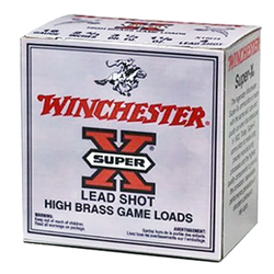 "Winchester Ammo X16H4 Super-X High Brass Game 16 Gauge 2.75"" 1-1/8 oz 4 Shot 25 Bx/ 10 Cs"