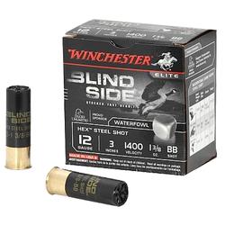 "Winchester Ammo SBS123BBVP Blindside 12 Gauge 3"" 1-3/8 oz BB Shot 200 Bx/ 1 Cs"