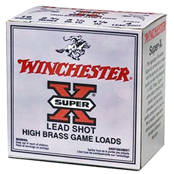 "Winchester Ammo X28H7 Super-X High Brass Game 28 Gauge 2.75"" 1 oz 7.5 Shot 25 Bx/10 Cs"