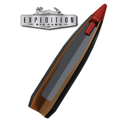 Winchester Ammo S65LR Expedition 6.5 Creedmoor 142 GR AccuBond 20 Bx/ 10 Cs