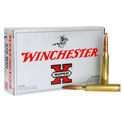 Winchester Ammo X2705 Super-X 270 Winchester 130 GR Power-Point 20 Bx/ 10 Cs