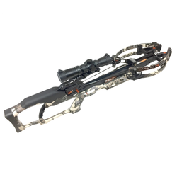 Ravin Crossbows R10 Predator Camo Helicoil Revolutionary Crossbow Package R010