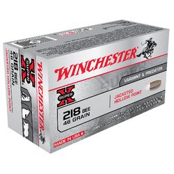 Winchester Ammo SBST4570 Supreme 45-70 Government 300 GR Ballistic Silvertip 20 Bx/ 10 Cs