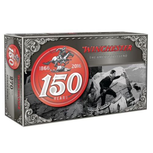 Winchester Ammo X270W150 Super-X 270 Winchester 150 GR Power-Point 20 Bx/ 10 Cs