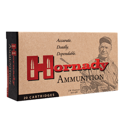 Hornady 8207 Custom 300 Remington Ultra Magnum (RUM) 180 GR GMX 20 Bx/ 10 Cs