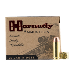 Hornady 9126 10mm Hornady XTP JHP 180 GR 20Box/10Case