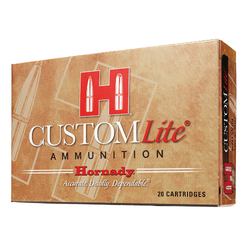 Hornady 82017 Custom Lite SST 300 Winchester Magnum SST 150 GR 20Box/10Case