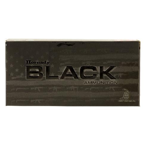 Hornady 80784 Black 7.62X39mm 123 GR SST 20 Bx/ 10 Cs