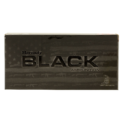 Hornady 80784 Black 7.62X39mm 123 GR SST 20 Bx/ 10 Cs