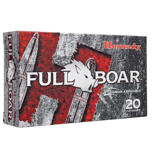Hornady 80802 Full Boar 30-30 Winchester 140 GR MonoFlex 20 Bx/ 10 Cs