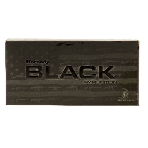 Hornady 82246 Black 450 Bushmaster 250 GR FTX 20 Bx/ 10 Cs