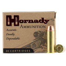 Hornady 9085 Custom 44 Remington Magnum 240 GR XTP Hollow Point 20 Bx/ 10 Cs
