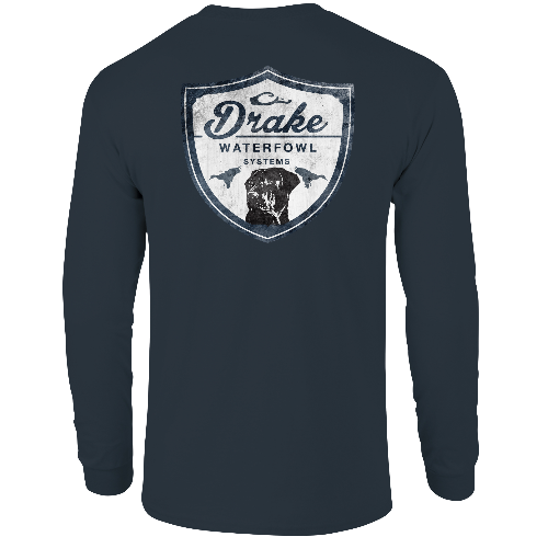Southern Collection Drake Lab Shield T L/S