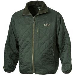 Drake Delta Quilted Fleece Lined Jacket