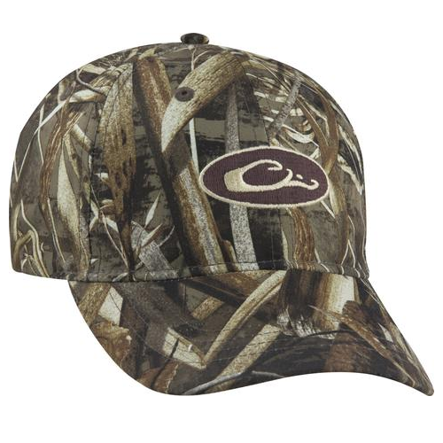 Drake Cotton Camo Cap