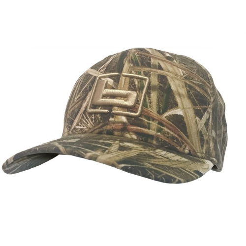 Banded Cotton Cap
