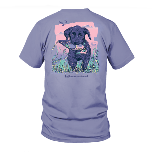 Banded Puppy Love S/S Tee Women