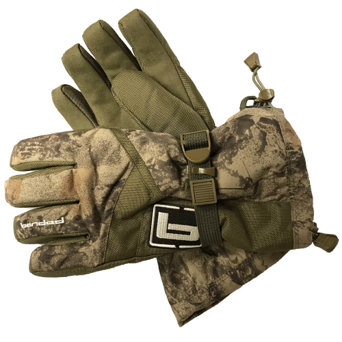 Banded White River Insulated Glove Natural Gear
