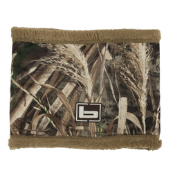 Banded Double Layer Neck Gaiter