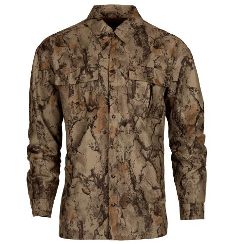 Natural Gear Shirt-Jacket