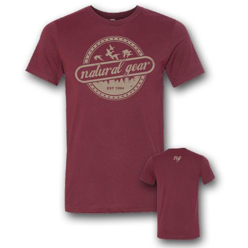 Natural Gear Duck Logo S/S T-Shirt