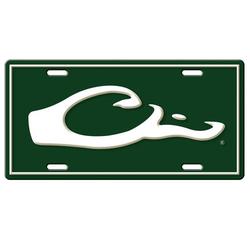 Drake Head License Plate