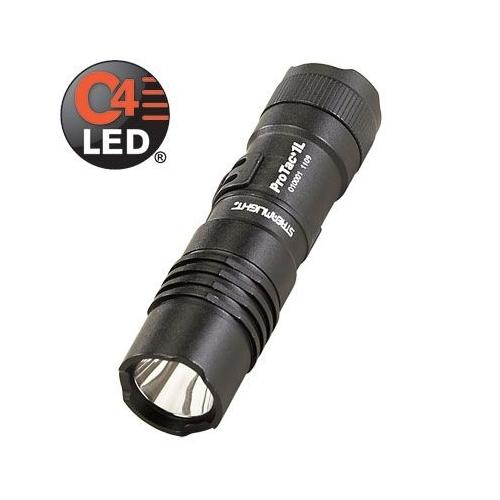 Streamlight 88030 ProTac 1L LED Flashlight 12/180 Lumens CR123A (1) Alum Black