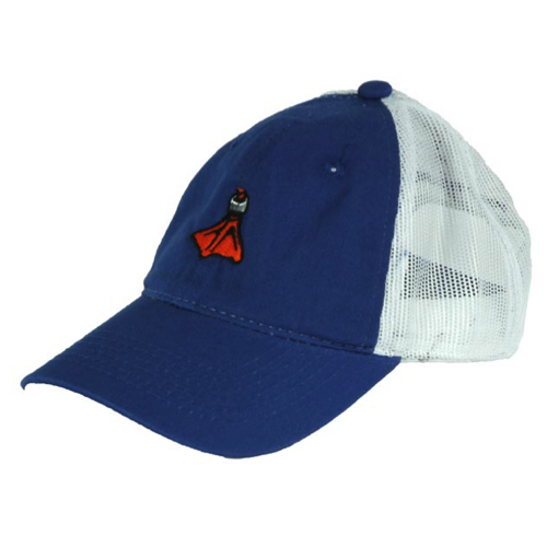 Fort Thompson Duck Foot Center Logo Hat