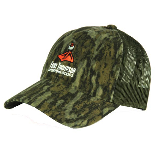 Fort Thompson Duck Foot Bottomland Camo Hat