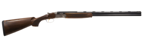 "Beretta USA J6863K6 686 Over/Under 20 Gauge 26"" 3"" Walnut Stk Engraved Sliver Rcvr/Blued"