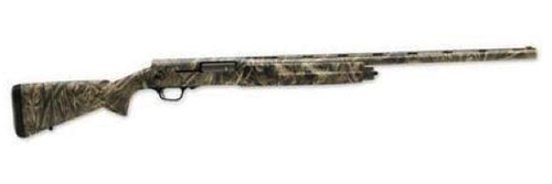 "Browning 0118212005 A5 Stalker Semi-Automatic 12 Gauge 26"" 3.5"" Realtree Max-5 Synthetic Stk Realtree Max-5 Aluminum Alloy Rcvr"