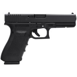 "Glock PG2050203 G20 Gen 4 10mm 4.6"" 15+1 FS Modular Backstrap Blk"