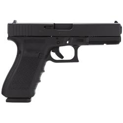 "Glock PG2150203 G21 Gen 4 45 ACP 4.6"" 13+1 FS Modular Backstrap Blk"
