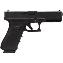 """Glock PG2250203 G22 Gen 4 40S&W 4.49"""" 15+1 FS Modular Backstrap Blk"""