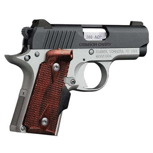 Kimber Micro Crimson 380 ACP Carry Conceal Pistol 3300088