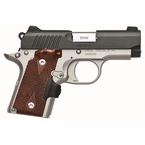 Kimber Micro 9 Crimson Carry 9mm with Crimson Trace Lasergrips 3300101