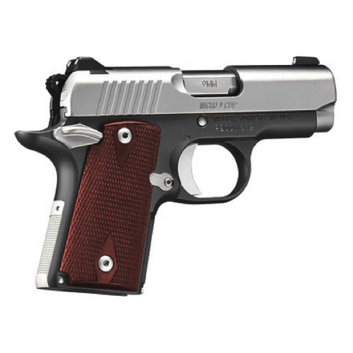 Kimber Micro 9 CDP 9mm with Night Sights 3300097