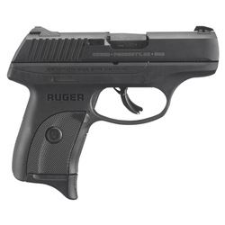 "Ruger 3248 LC9s Pro Double 9mm Luger 3.12"" 7+1 No Manual Safety Black Polymer Grip/Frame Grip Blued"