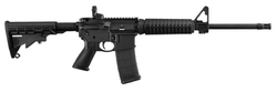 "Ruger 8500 AR-556 Autoloading Semi-Automatic 223 Remington/5.56 NATO 16.1"" 30+1 6-Position Black Stk Black"