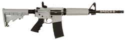 "Ruger 8505 AR556 Autoloading Semi-Automatic 223 Remington/5.56 NATO 16.1"" 30+1 6-Position Gray Stk Gray/Black"