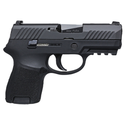 "Sig Sauer 320SCR9BSS P320 Subcompact Double 9mm 3.6"" 12+1 Polymer Grip Blk"
